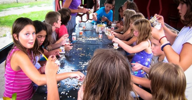 MESTA I LJUDI – Letnji kamp rizničar