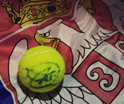 Marta i Nevena na finalu Wimbledon-a